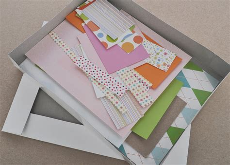 Paper Scraps Crafts - pledging a sorority the secret to crafts