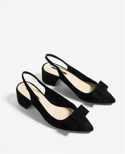 backless high heel shoes high heel backless shoes view all shoes zara