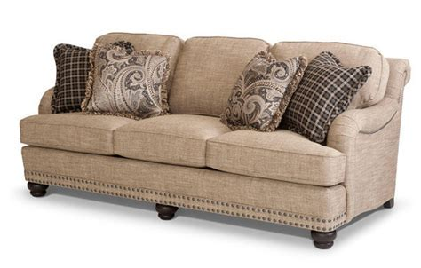 Smith Brothers Living Room Lincoln Sofa 494940 Kittles