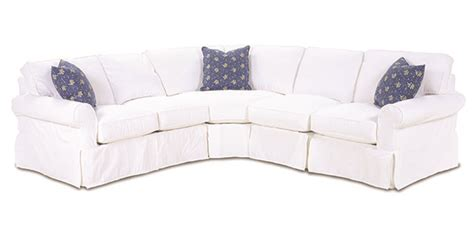 slipcovers for this end up furniture masquerade slipcover sectional by rowe furniture