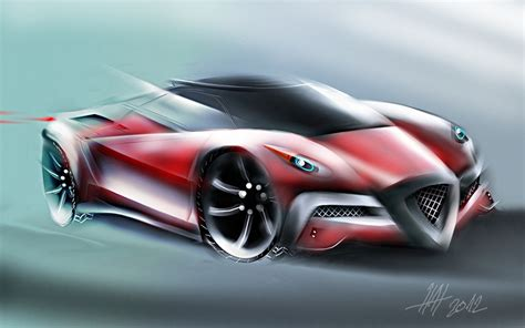 sketch book car sketchbook pro concept cars