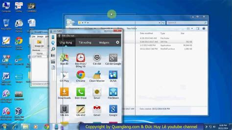 display android screen on pc android phone screen on pc via usb