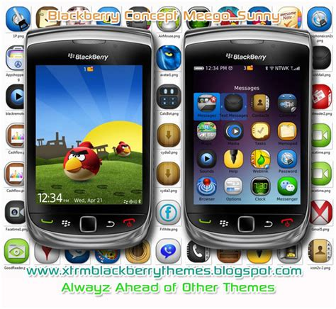 kumpulan themes blackberry 9800 blackberry meego os 8 for 9800 torch themes free