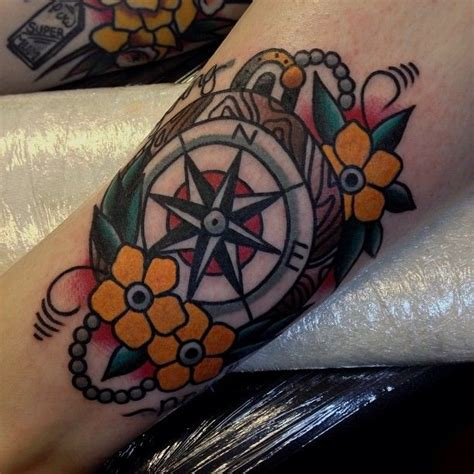 compass tattoo st thomas thomas flanagan oddfellows tattoo collective leeds