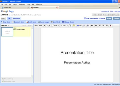 free alternatives to a powerpoint download