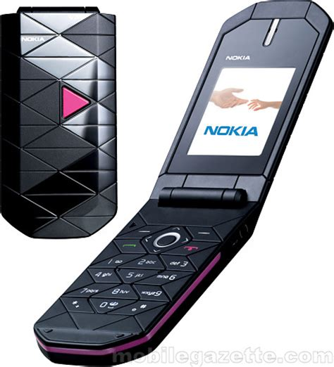nokia 7070 prism mobile gazette mobile phone news
