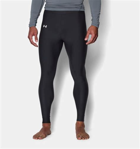 Celana Mens Legging Armour Black s ua evo coldgear 174 compression armour us