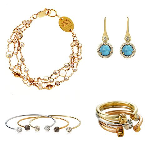 Luxe Jewels by Henri Bendel Luxe Jewelry Collection Popsugar Fashion
