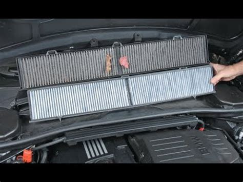 Bmw Cabin Air Filter by Bmw E46 3 Series A C Cabin Air Filter Replacement