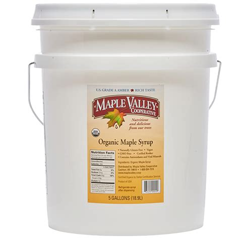 Ember Pail 1 5 Gallons 5 gallon pail rich maple valley cooperative