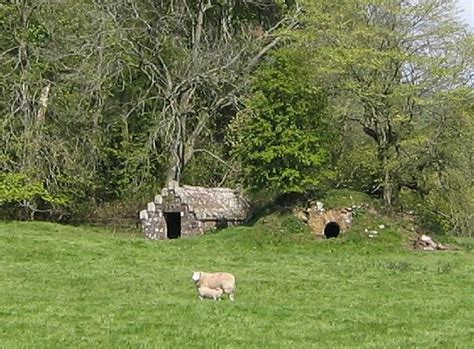 what is an ice house calder abbey ice house an old fridge