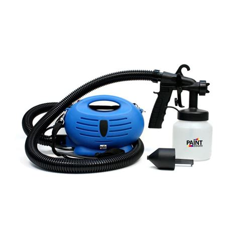 home depot paint sprayer rental cost canada paint zoom hvlp paint sprayer kit pz110 the home depot