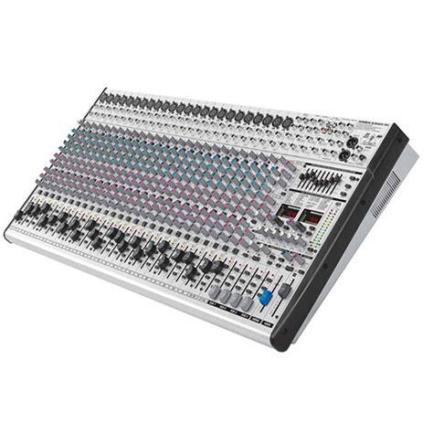 Harga Mixer Behringer behringer sl3242fx pro eurodesk mixer