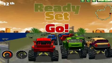 free monster truck video games monster truck rally games full money monster truck