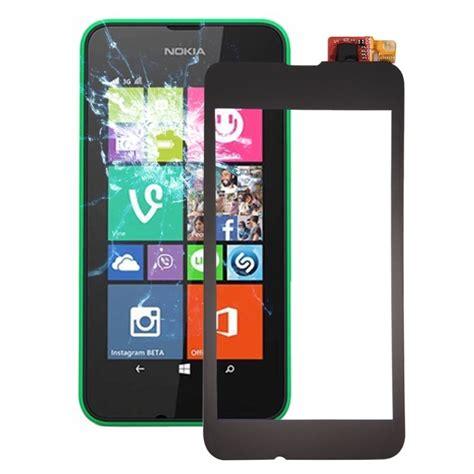 Touchscreen Touch Screen Nokia 530 Lumia replacement for nokia lumia 530 touch screen digitizer assembly black alex nld