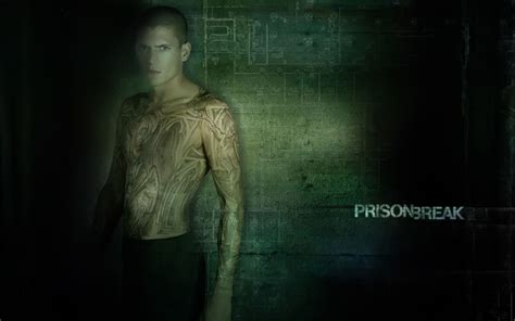 prison break tattoo prison wallpapers wallpaper cave