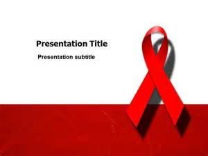 aids template hiv powerpoint ppt templates ppt template for hiv virus