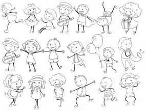 simple kids doodle stock vector 169 interactimages 51088531