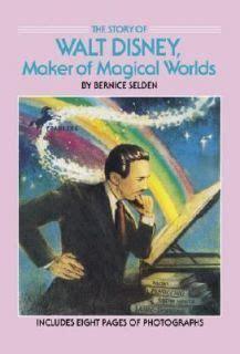 biography book about walt disney who was walt disney stewart whitney childrens books on