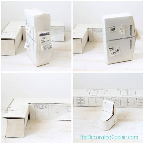 how to make doll house furniture diy dollhouse furniture