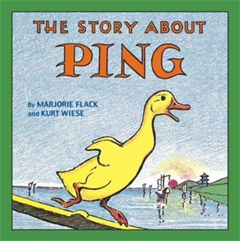 See And Read The Duckling The Story About Ping By Marjorie Flack Reviews