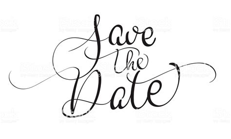 holiday save the date clipart clipartix