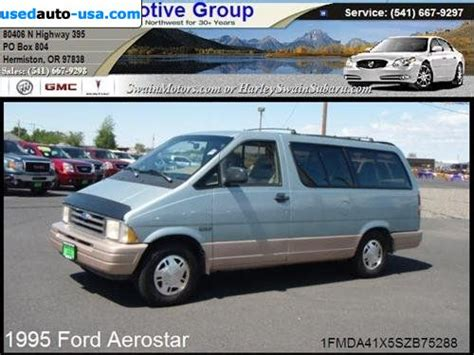 online car repair manuals free 1988 ford aerostar lane departure warning service manual old car repair manuals 1995 ford aerostar regenerative braking service manual
