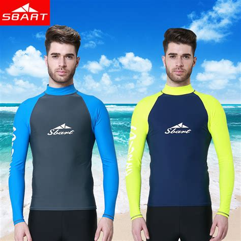 Sbart Water Sport Diving Rashguard Sbart 03 Snorkling sbart swim goods catalog chinaprices net