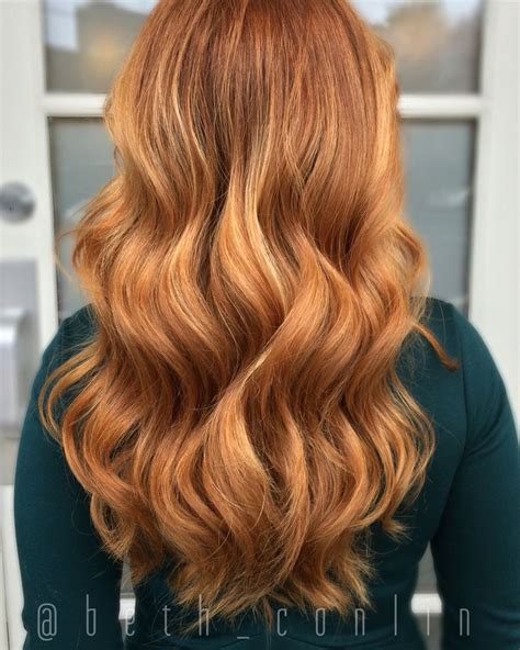 blonde and copper hairstyles 17 best ideas about copper hair colors on pinterest