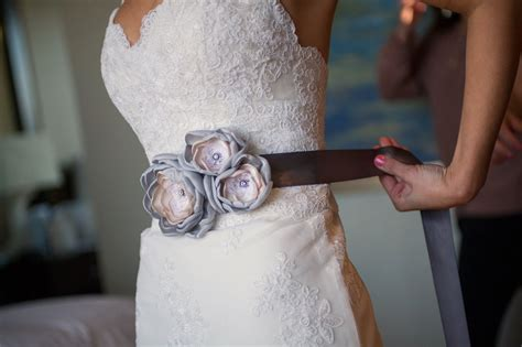 bridal gown dress sash bridal accessory by romanticartlife