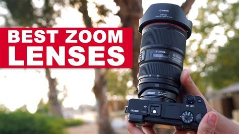BEST Wide Angle ZOOM Lenses for Sony a6300   a7SII   A7RII