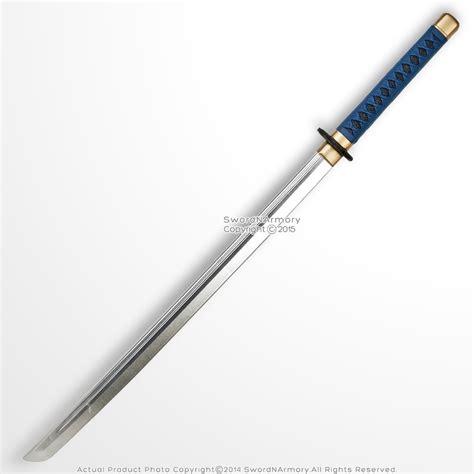 Handle Luar Chrome Katana high density foam samurai katana sword chrome blade tsuba larp