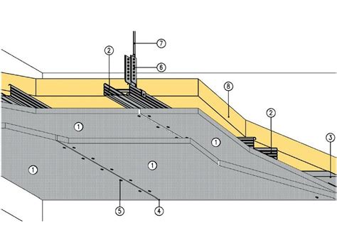 controsoffitto sezione controsoffitto tagliafuoco a membrana mgo plus 174 s26