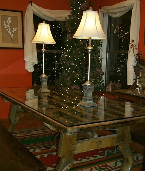 Dining Room Table Top Protectors by Glass Table Tops Residential Gallery Anchor Ventana