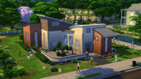 build a home online the sims 4 review toying with emotions shacknews