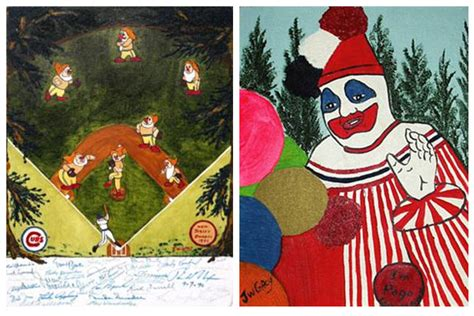 the clown forest murders books top ten serial killer artists