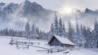 firefox themes snow winter homestead winter nature background wallpapers