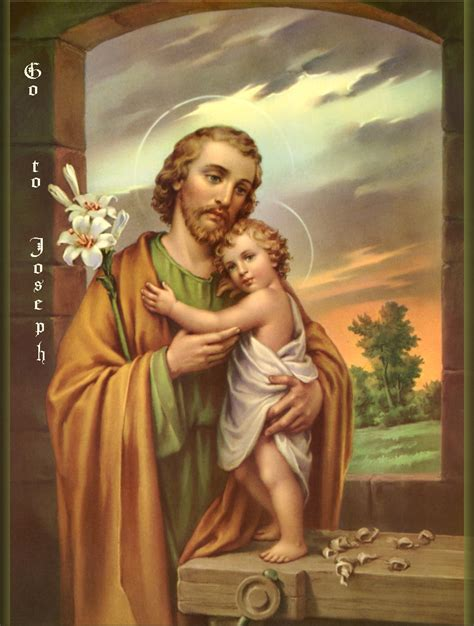 catholic tradition st joseph