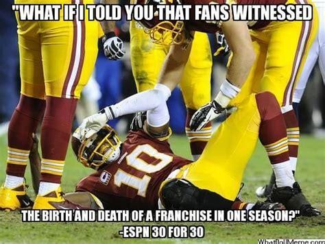 Funny Washington Redskins Memes - rg3 nfl memes sports memes funny memes football memes