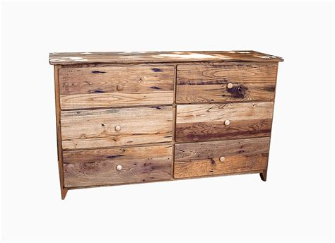 Barn Wood Dresser by Buy A Crafted Antique Barn Wood Dresser Made From