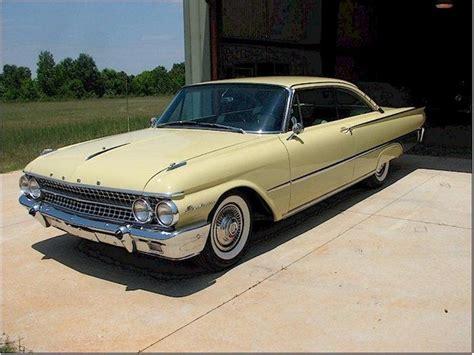Ford Galaxy Starliner by 1961 Ford Galaxy Starliner Autos Post