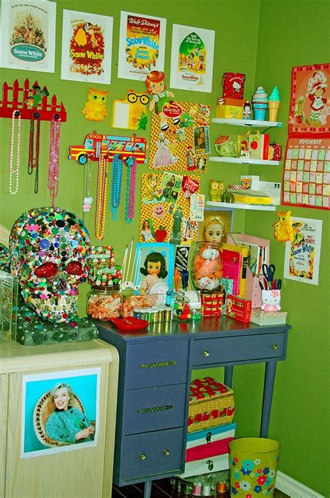 kitsch home decor a clutter of kitsch home decor for the home