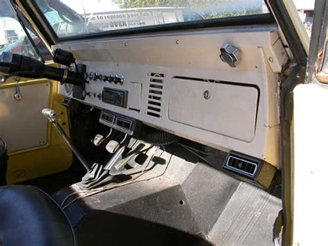 automotive air conditioning repair 1991 ford bronco interior lighting 1966 ford bronco passenger side ac vent classic auto air