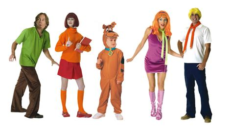 scooby doo costume 40 of the best family costumes ideas for jamonkey