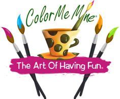 color me mine menlo park 1 2 studio time for 1 coupon from color me mine in