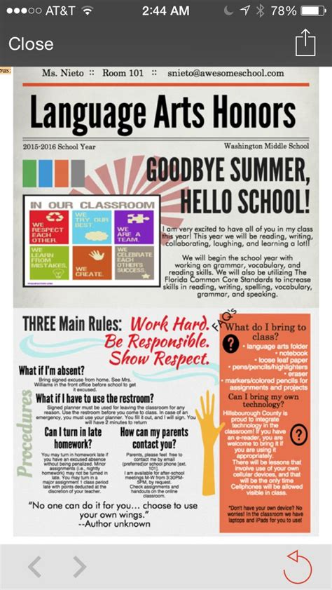 Best 25 Syllabus Template Ideas On Pinterest Class Syllabus Und Student Email And Parent Pay Infographic Syllabus Template Free
