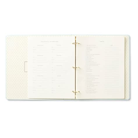 Bridal Planner by Kate Spade New York Bridal Planner Is In The Air