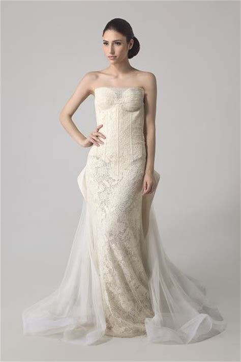 Wedding Dress Rent Jakarta by Wedding Dresses By Lhuillier Vera Wang Yefta