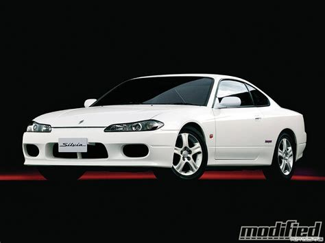 nissan s16 in the works spinout modified magazine