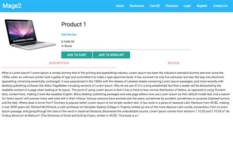 laravel tutorial ecommerce build a laravel 5 ecommerce application with mage 2